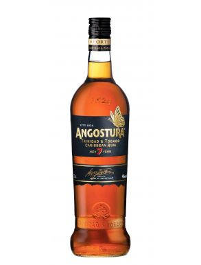 Angostura 7 Year Old Caribbean Rum 70cl