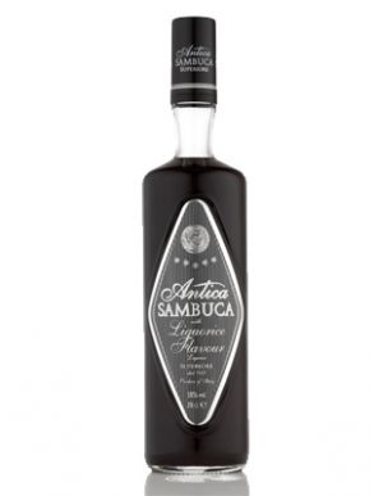 Antica Sambuca with Liquorice Flavour 70cl