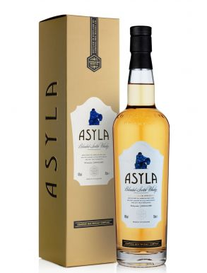 Asyla Blended Scotch Whisky by Compass Box 70cl Gift Box
