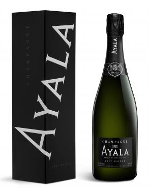 Ayala Brut Majeur Champagne NV 75cl Gift Boxed