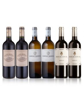 Best of Bordeaux - Mixed Wine Case 6 x 75cl