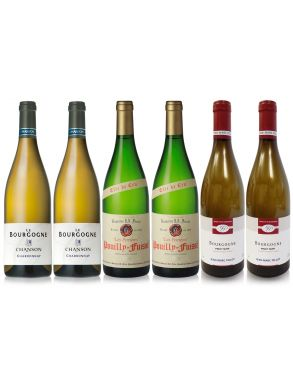 Best of Burgundy - Mixed Wine Case 6 x 75cl