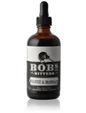 Bob's Orange & Mandarin Bitters 10cl