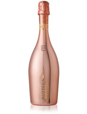 Bottega Rose Gold Spumante Brut - Vino Dei Poeti Rose Gold 75cl