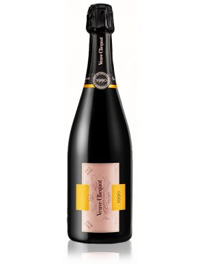 Veuve Clicquot Cave Privee Rose 1990 Champagne 75cl