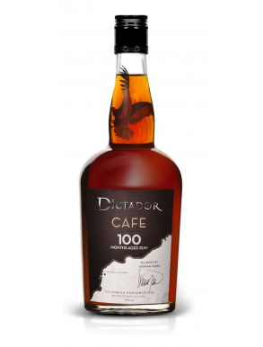 Dictador 100 Cafe Rum 70cl