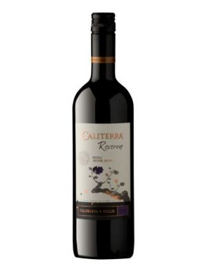 Caliterra Reserva Shiraz Estate Grown 2015 Red Wine Chile