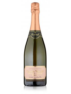Camel Valley Pinot Noir Rosé Sparkling Wine 2015 Cornwall 75cl