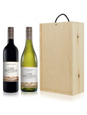 Cape Mentelle Australia Wine Gift Set Duo 75cl
