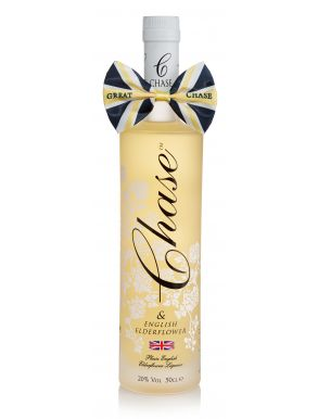 Chase Vodka & Elderflower Liqueur 50cl