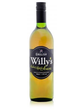 Willy's Cider Apple Sours Second Batch Limited Edition 75cl