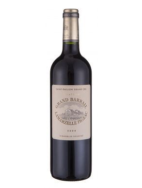 Chateau Grand Barrail Lamarzelle Figeac Grand Cru 2011 Red Wine 75cl