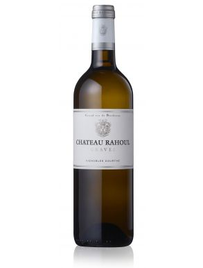 Chateau Rahoul Graves Recolte 2014 White Wine 75cl