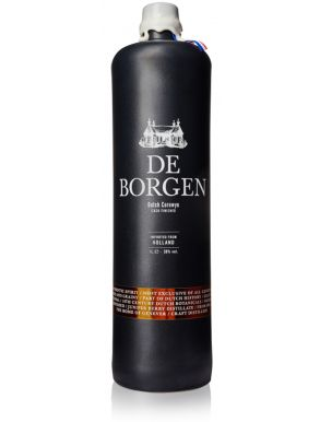 De Borgen Dutch Cornwyn Cask Finished Genever 100cl