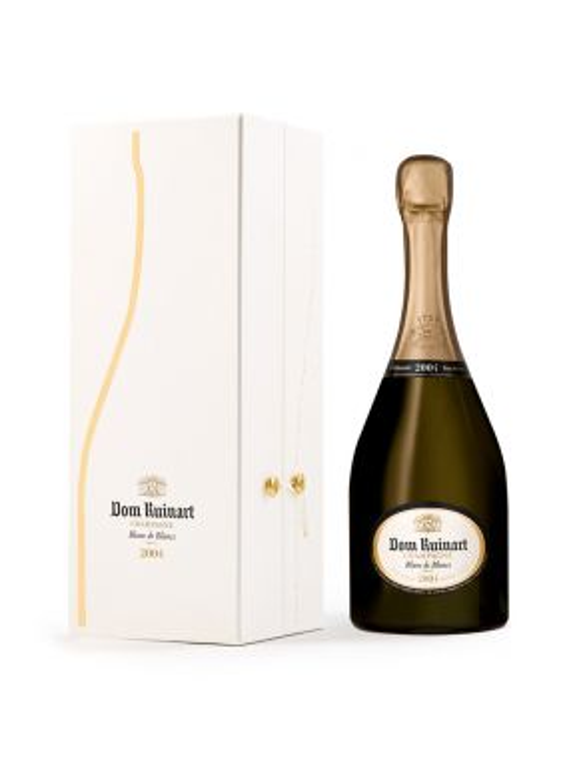 Dom Ruinart Blanc de Blancs 2004 Vintage Champagne 75cl Gift Boxed