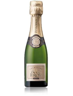 Duval-Leroy NV Brut Champagne Quarter Bottle 20cl