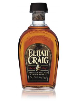 Elijah Craig, 12yr Cask Strength Bourbon Whiskey 67.1% abv 70cl