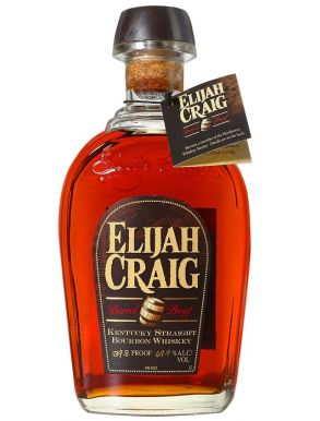 Elijah Craig Barrel Proof Bourbon Whiskey 69.4% 70cl