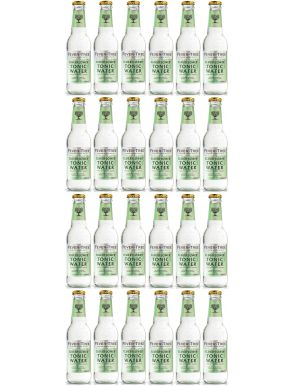 Fever-Tree Elderflower Tonic Water 20cl x 24 bottles