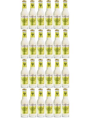 Fever-Tree Lemon Tonic 20cl x 24 bottles