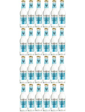Fever-Tree Mediterranean Tonic Water 20cl x 24 bottles