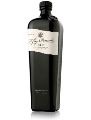Fifty Pounds - Fifty Pounds Gin 70cl