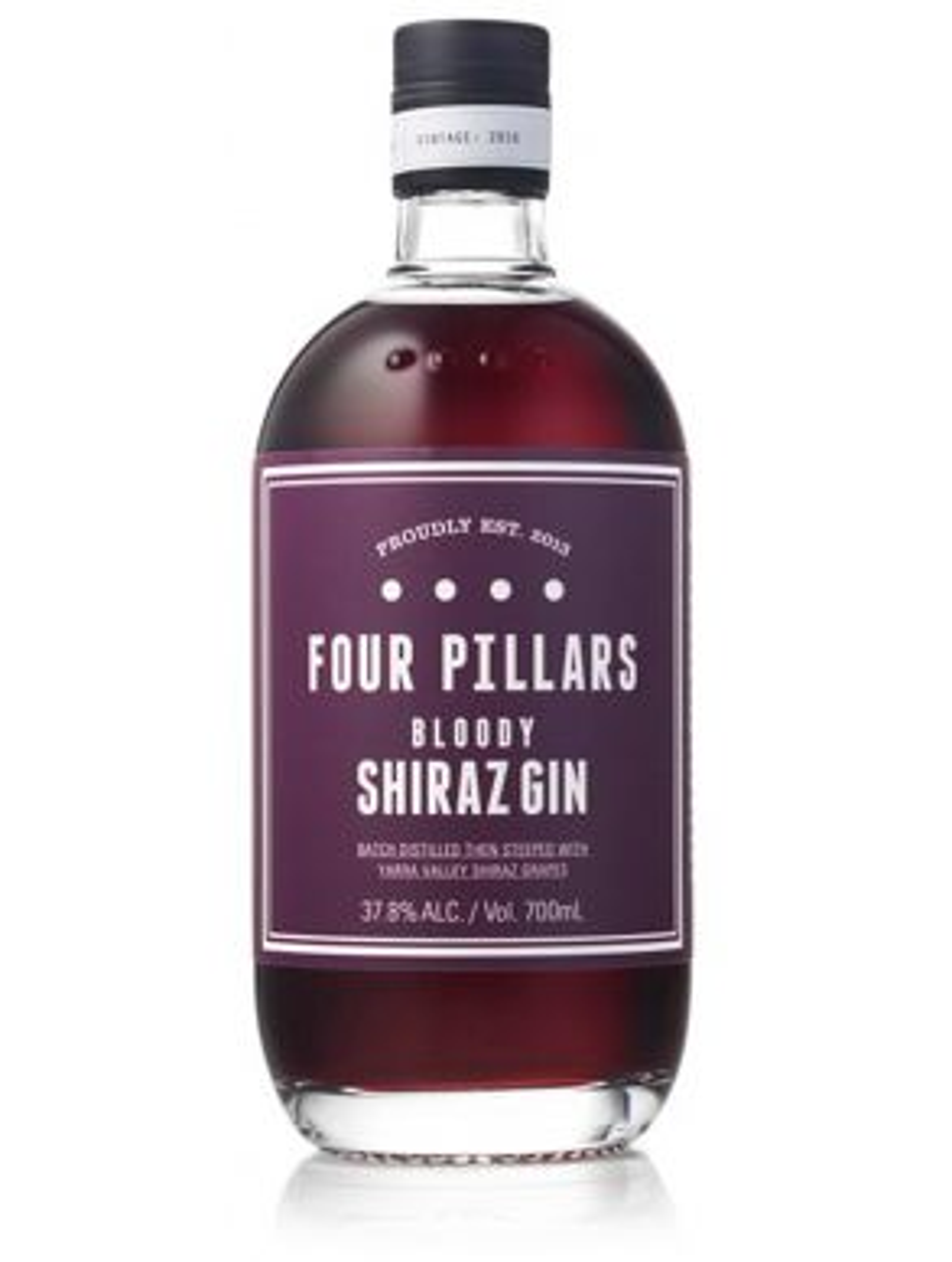 Four Pillars Bloody Shiraz Gin 70cl