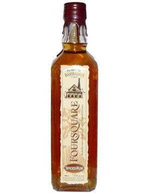 Foursquare Spiced Rum 70cl