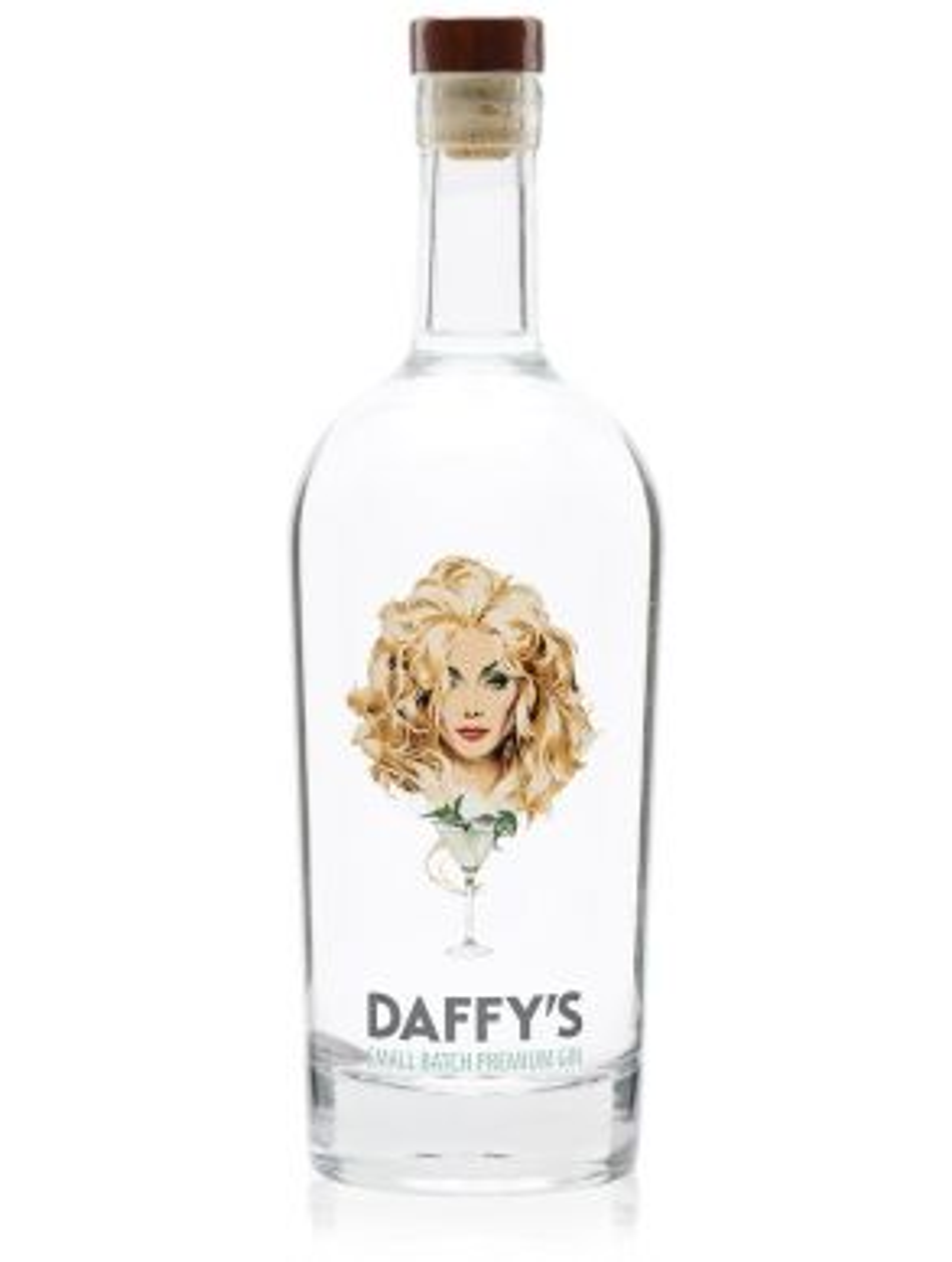 Daffy's Samll Batch Premium Gin 70cl