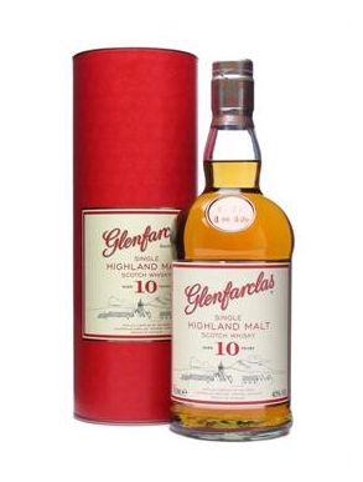 Glenfarclas 10yr Old Speyside Scotch Whisky 70cl
