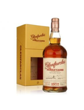Glenfarclas 1972 Family Cask Single Malt Whisky 51.1% 70cl