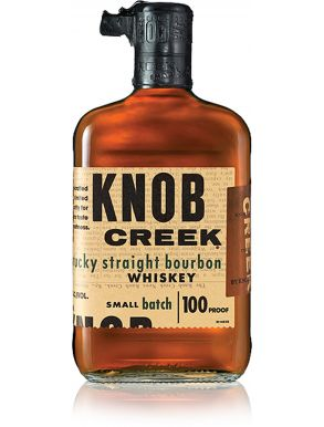 Knob Creek 9 Year Old Small Batch Kentucky Straight Bourbon Whiskey