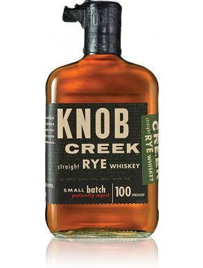 Knob Creek Small Batch Kentucky Straight Rye Whiskey 70cl