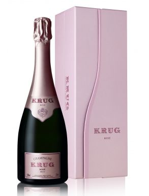 Krug Rose Grande Cuvee Champagne Half Bottle 37.5cl Gift Box