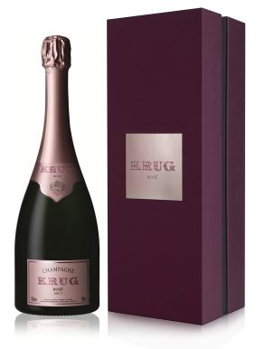 Krug Rose Brut NV Champagne 75cl Gift Box