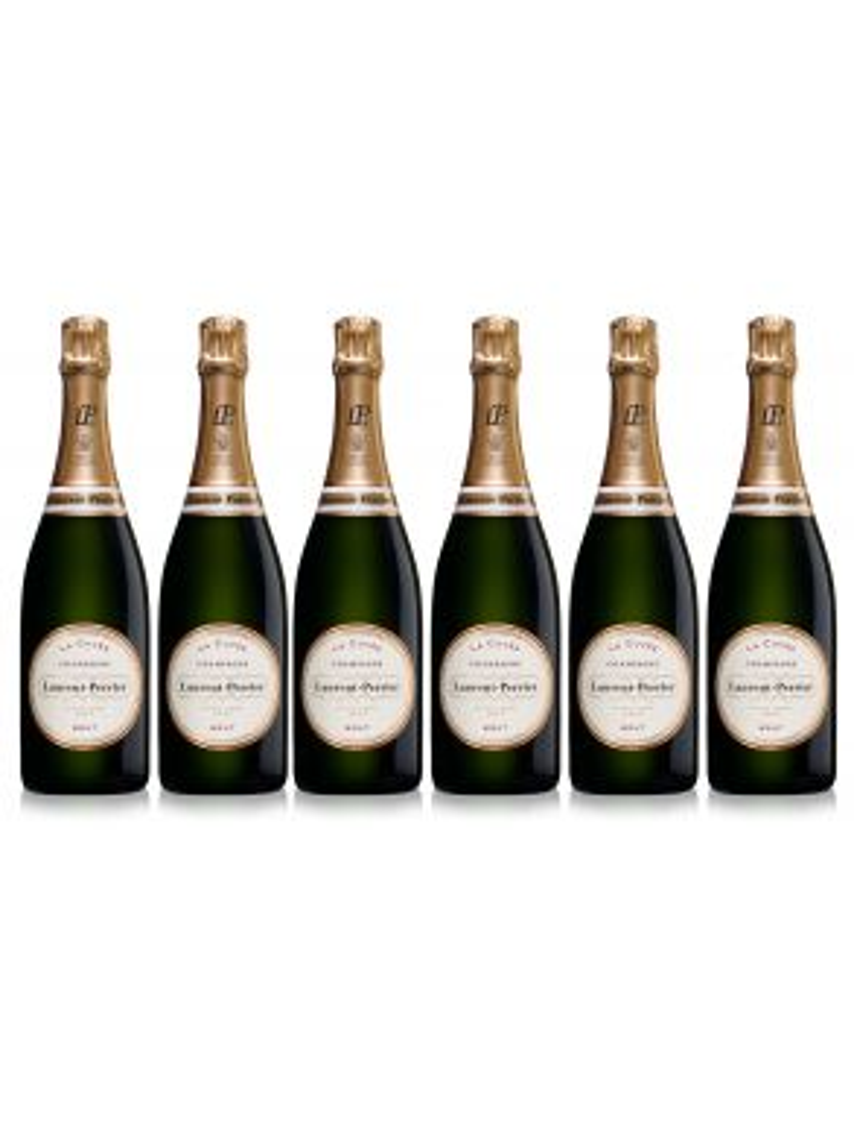 Laurent Perrier La Cuvee NV Champagne Case Deal 6 x75cl