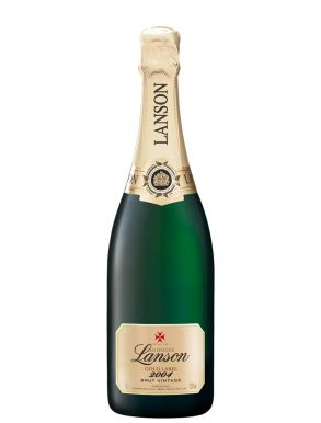 Lanson Gold Label Brut Millesime 2005 Champagne 75cl Gift Box