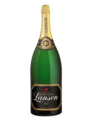 Lanson Black Label Methuselah Champagne Brut NV 600cl Gift Box