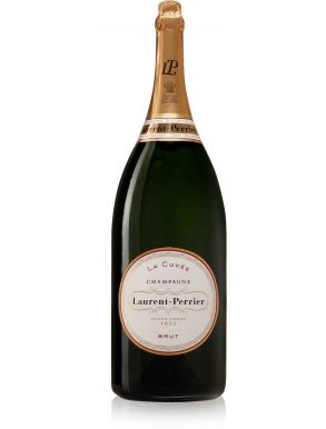 Laurent Perrier La Cuvee Champagne Methuselah 600cl Wooden Box