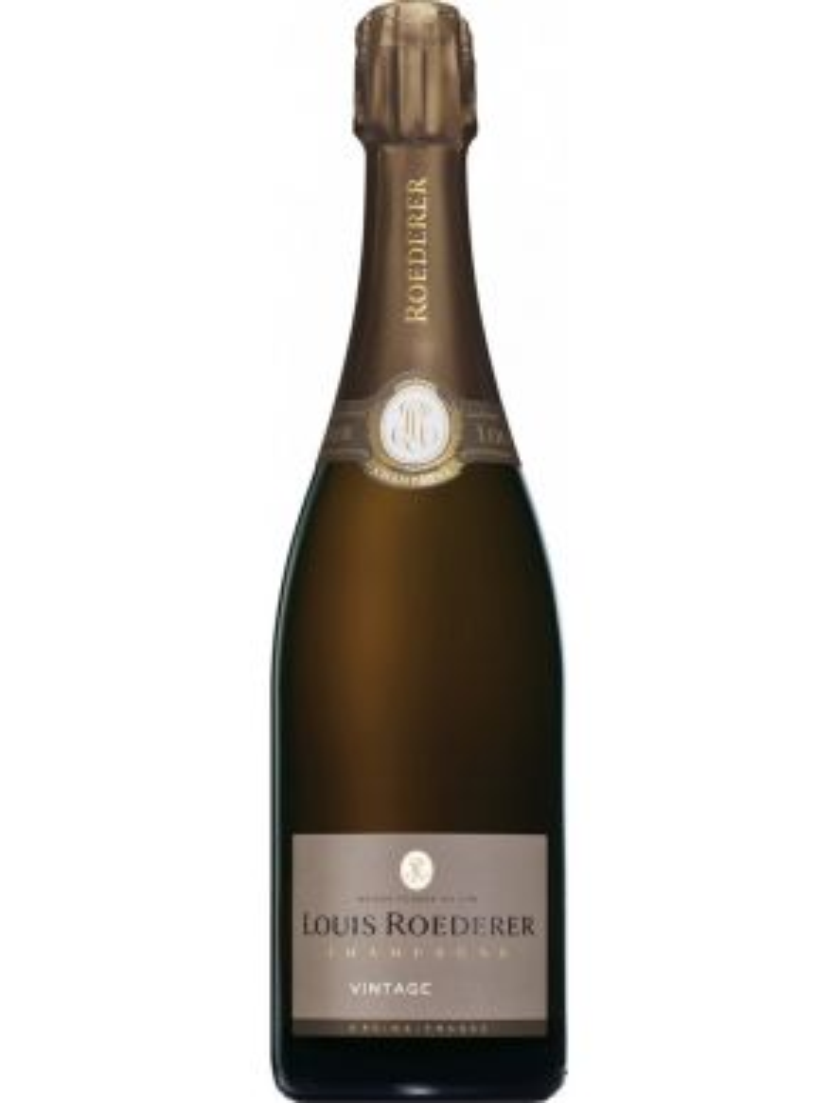 Louis Roederer 2009 Vintage Brut Champagne 75cl