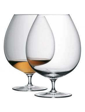 LSA Bar Collection Brandy Glasses - 900ml (set of 2)