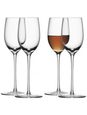 LSA Bar Collection Sherry Glasses - 190ml (set of 4)