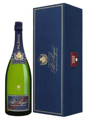 Pol Roger Magnum Sir Winston Churchill 2004 Champagne 150cl Gift Box