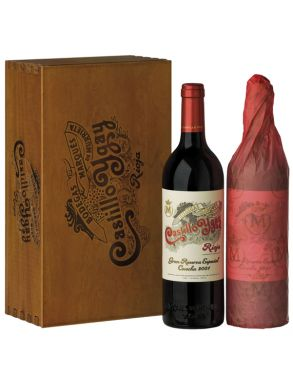 Marques de Murrieta Castillo Ygay 2 x 75cl 2007 Winchester Gift Box