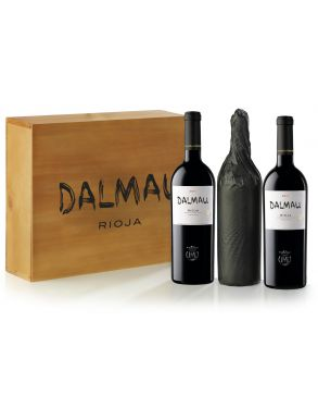 Marques de Murrieta Dalmau Reserva 2011 x3 Wooden Box