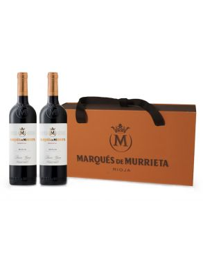 Marques de Murrieta Tinto Reserva 2013 Wine Duo 75cl Gift Set