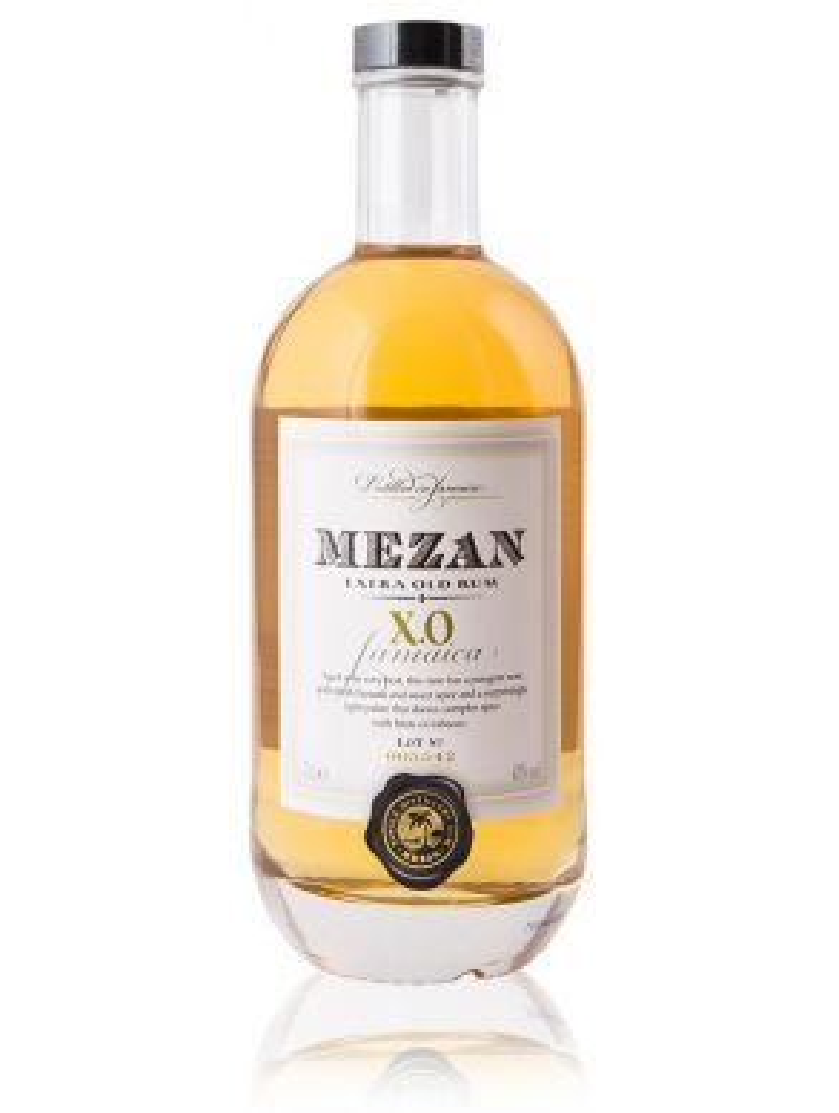 Mezan Rum Jamaican Barrique XO 70cl