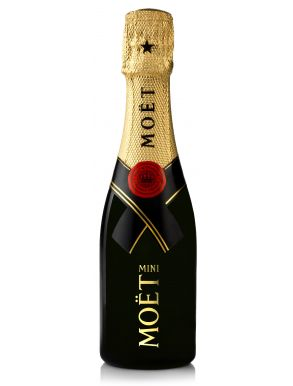 Moet & Chandon Champagne Mini Quarter Bottle 20cl