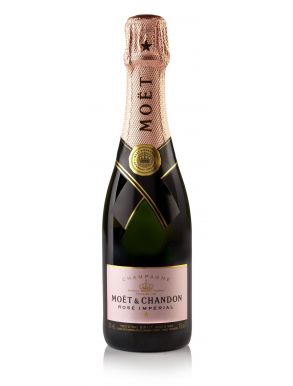 Moet & Chandon Rose Brut Imperial Champagne NV Half Bottle 37.5cl