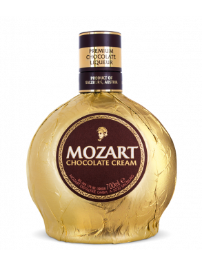 Mozart Gold Original Chocolate Liqueur 50cl